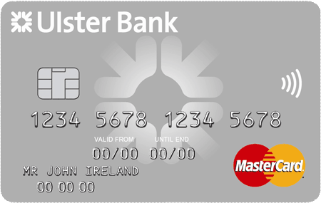 The Ulster Bank Credit Card